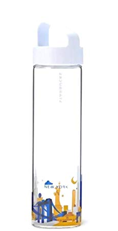Starbucks You Are Here Collection Water Bottle - New York, 18.5 Fl Oz