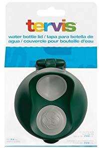 Tervis Water Bottle Lid Hunter Green One Size