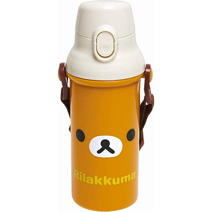 Rilakkuma direct water bottle (japan import)