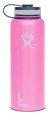 Hydro Flask Insulated Stainless Steel Water Bottle, Pinkadelic, 40-Ounce