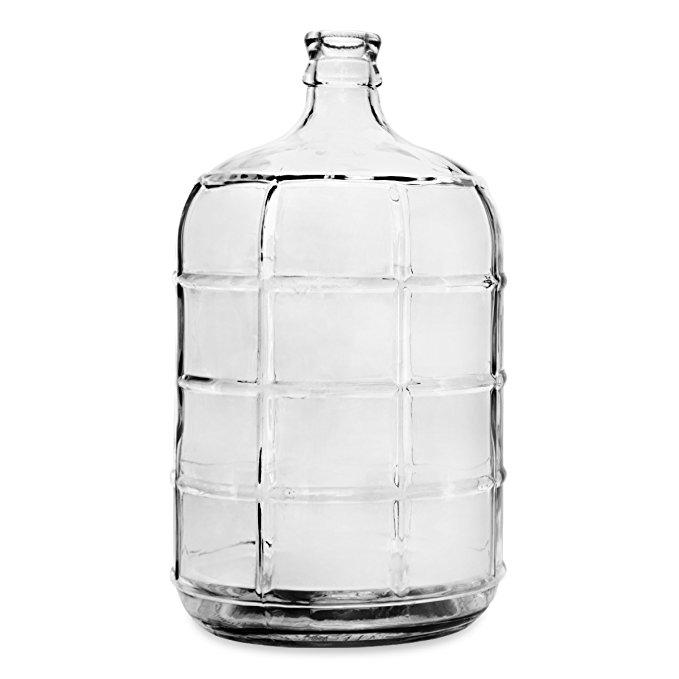 Geo Glass Water Bottle (5 Gallon)