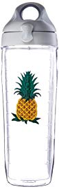 Tervis Water Bottle, Pineapple