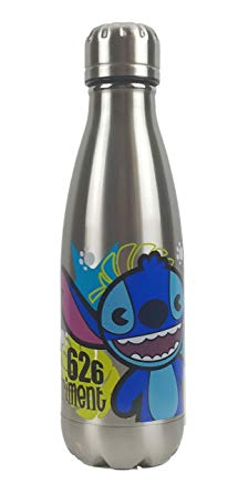 Lilo & Stitch Stainless Steel Water Bottle - 12 Oz